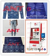 ANT LASER jeans laser washing machine