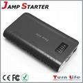 OEM/DDM jump starter manufacture 12V car portable power jump start