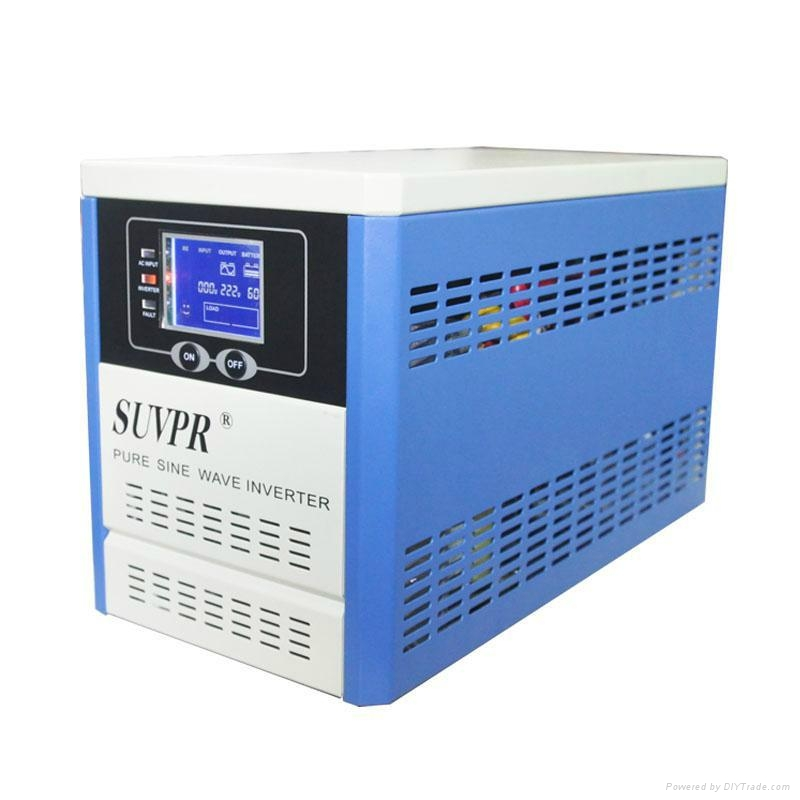 1000W Solar Inverter with Controller 1