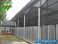 Polycarbonate Hothouse 1