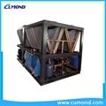 Screw air-cooled chillers CUM-ASCD