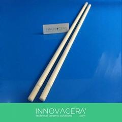 Resistance To High Temperature Ceramic 99% Alumina Rod