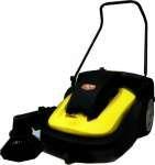 工廠用手推式電動吸塵清掃車