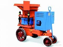 Dry type explosion -proof contrete shotcrete/motar/cement/gunite spray machine o
