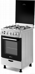 Kate 20 Inch Stainless Steel Free Standing Gas Cooker with Oven (G20B02)