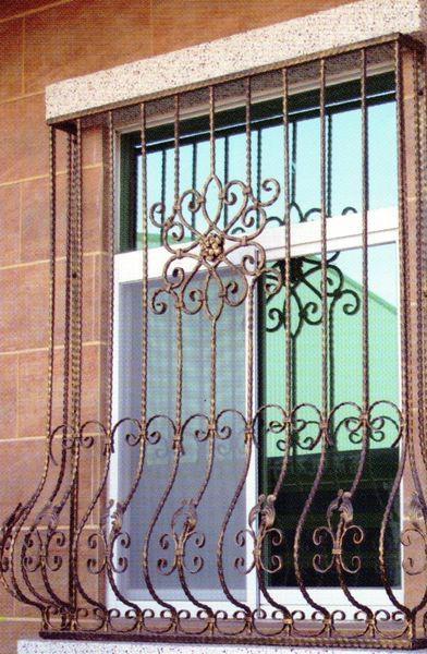 各式鍛造防盜窗 2