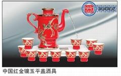 景德鎮陶瓷全自動酒具