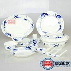 景德鎮精美裝飾陶瓷餐具