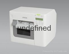 Epson TM-C3520 新一代全彩色标签打印机