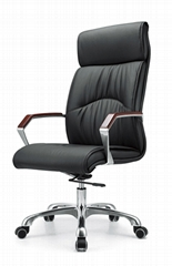 Good Quality PU Leather Office Chair High End Office Furniture