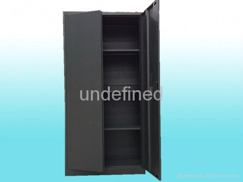 Single Door Steel Foldable Cabinet 2