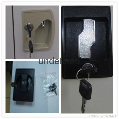Single Door Steel Foldable Cabinet 5
