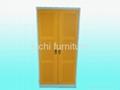 New Mesh door foldable cabinet
