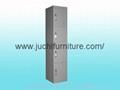 single/ three/ Four Door Steel Locker 1