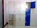 single/ three/ Four Door Steel Locker 2