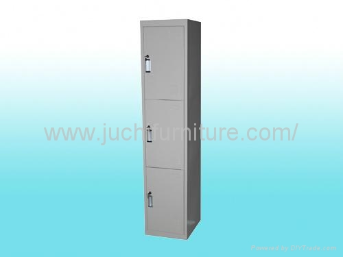 single/ three/ Four Door Steel Locker 3