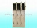 steel cabinet Nine-door locker