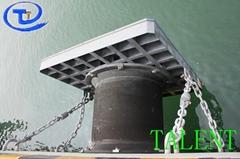 marine dock rubber fender cell type