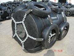 infalatable marine rubber fender /yokohama fender