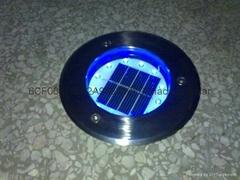 Solar Ground Lamp