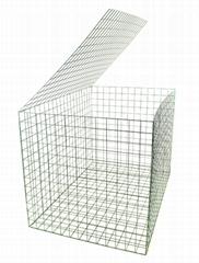 welded wire mesh gabion box