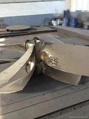 大型螺旋槳 船用螺旋槳 推進器 螺旋槳