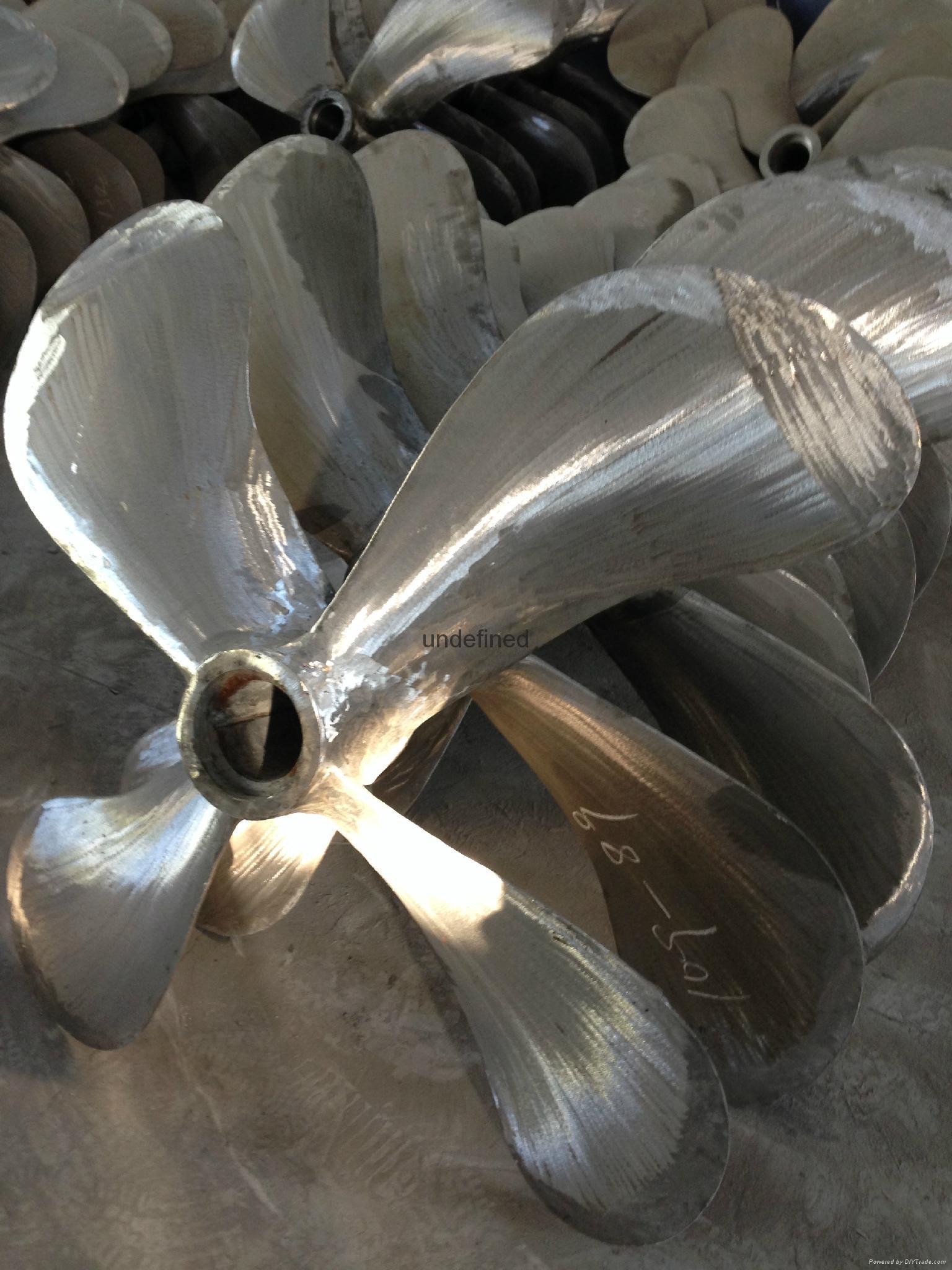 不锈钢螺旋桨图片