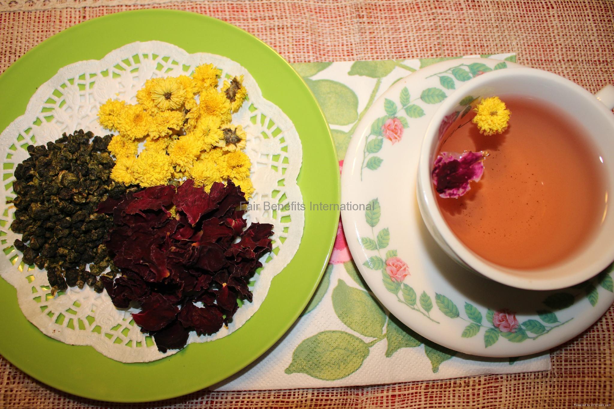 East Garden Herbal Slimming Tea 1
