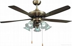 "56""ceiling fan with light"