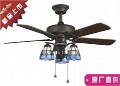"42""decorative ceilng fan"