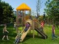 Carton Series kids outdoor playground Fitness equipment 1