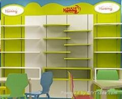 福建玩具展示柜定做