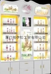 廈門化妝品展示櫃定做 1