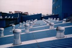 TurboVents - Wind Powered Ventilators