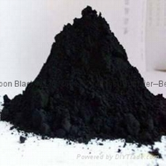 Carbon Black Pigment sim