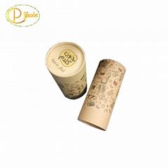 Custom paper tube packag