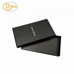 custom matt black gift b