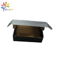 Corrugated mailer box with logo printing