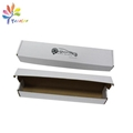 White Corrugated box with printing