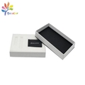 Customized white watches package with logo