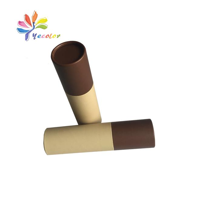 Customized paper tube for cosmetic bottles 2
