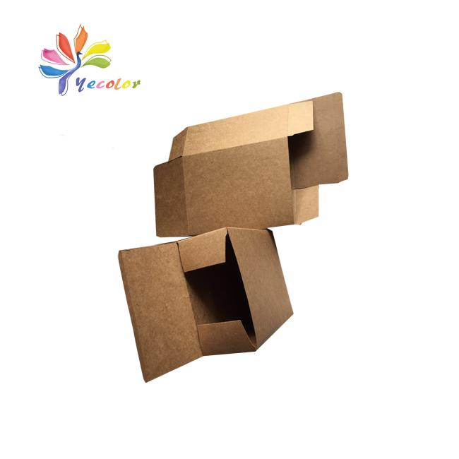 Kraft paper box for feeder bottle  1