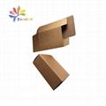 Kraft paper box for feeder bottle