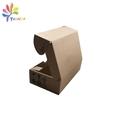 Corrugated cardboard foldable box