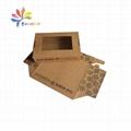 Kraft paper mushroom packaging boxes