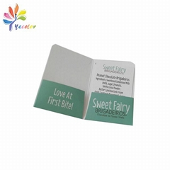 Customized folder printing