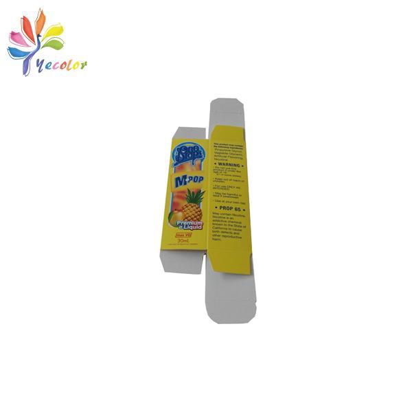 Customized 30ml bottle package box  4