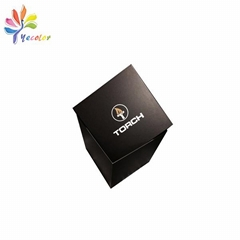 Customized square gift box for football packing