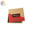 Kraft paper gift box for cosmetic kit