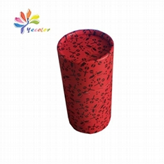 Candle package paper tube